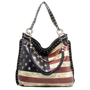 Fabulous Flag Bag